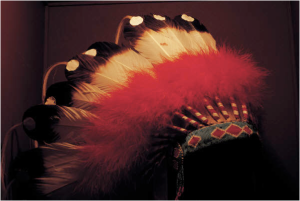 Native American Headpiece